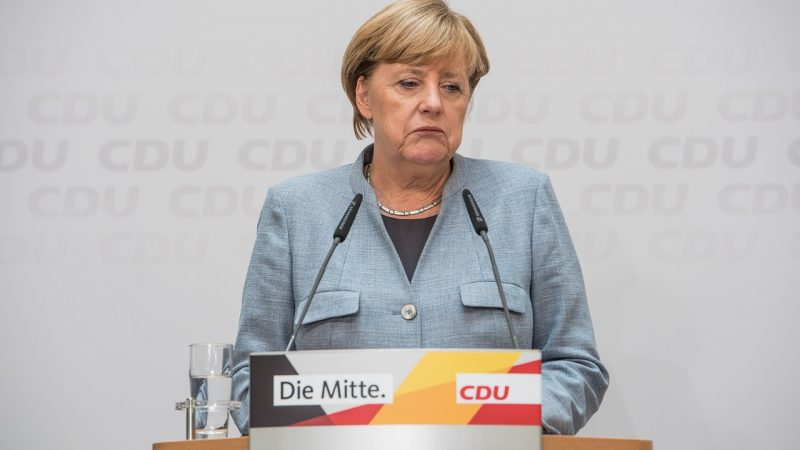 Die mitte got new law enforced by politicians