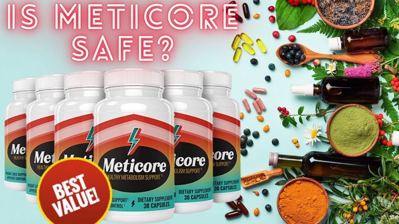 Buy the Meticore supplement and lose weight naturally