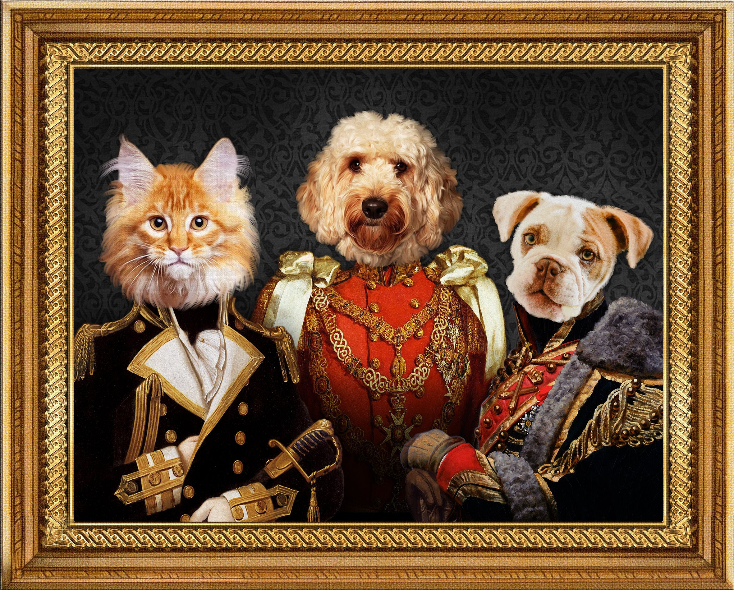 Miicreative- The Perfect Partner To Be The Pet Portrait Artist