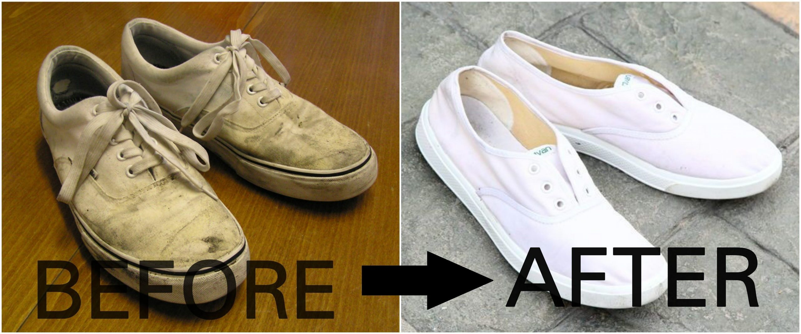 how to clean white vans the definitive method