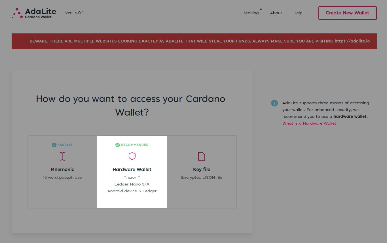 An Effective Method Of Buying Cardano Ada Web Wallet