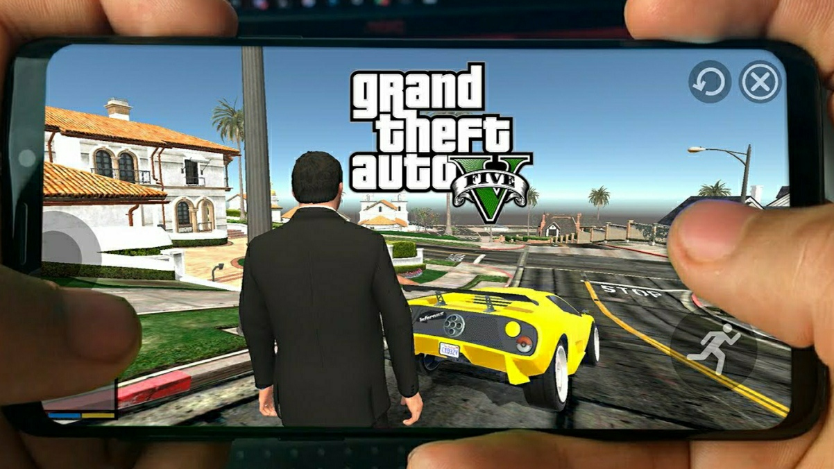 gta 5 mobile known as the best view version.