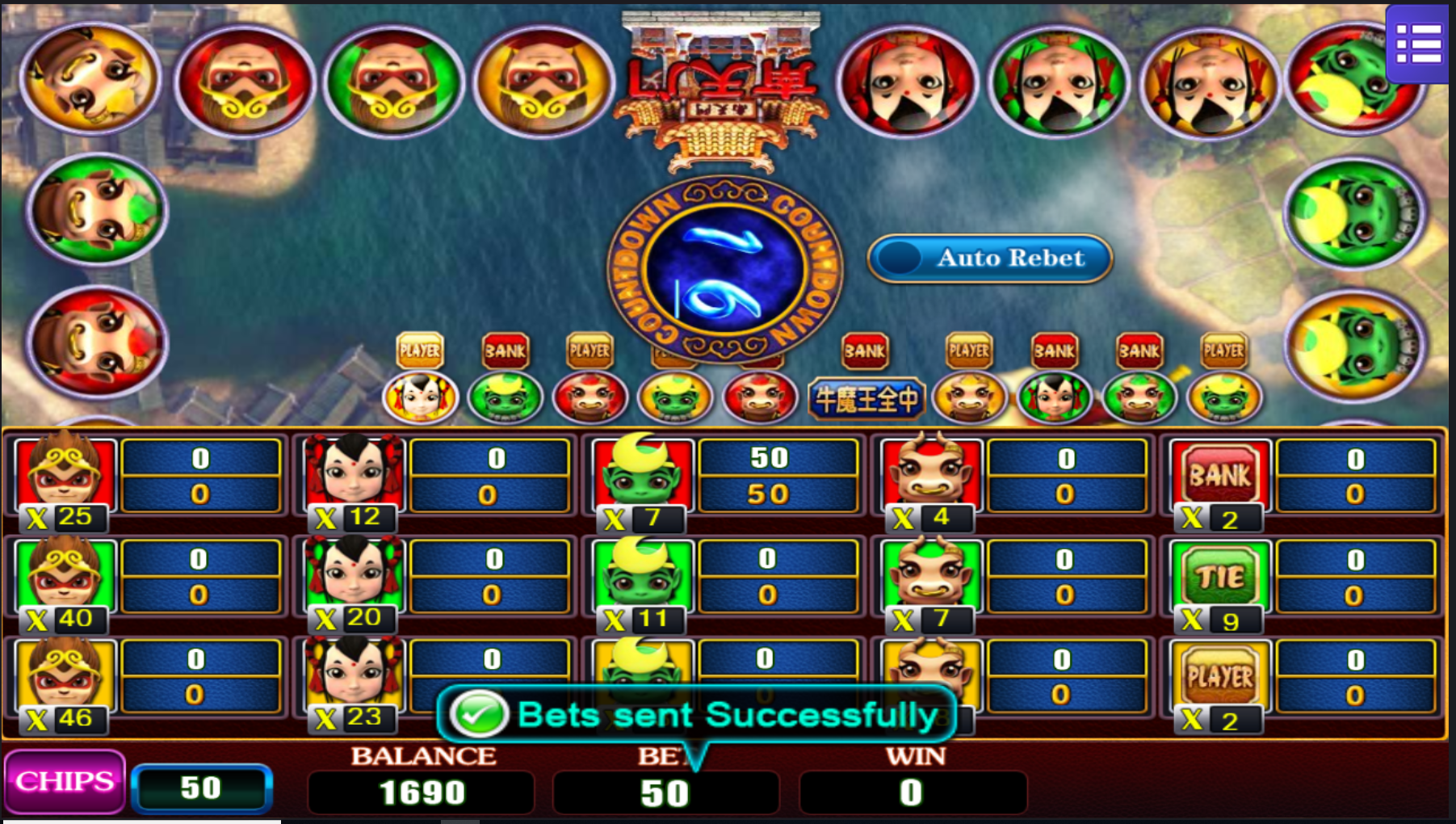 Overview of mobile casino games