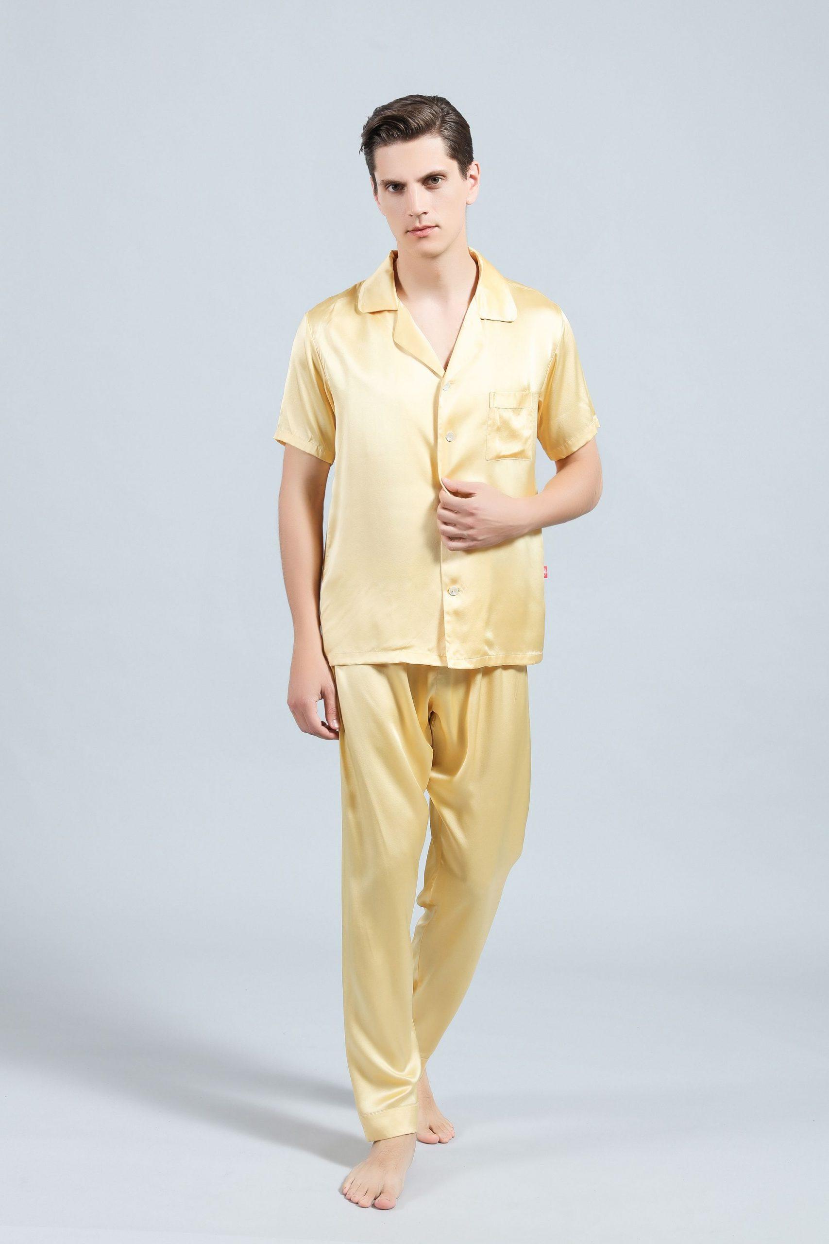 Concept To Purchase Mens Silk Pajamas