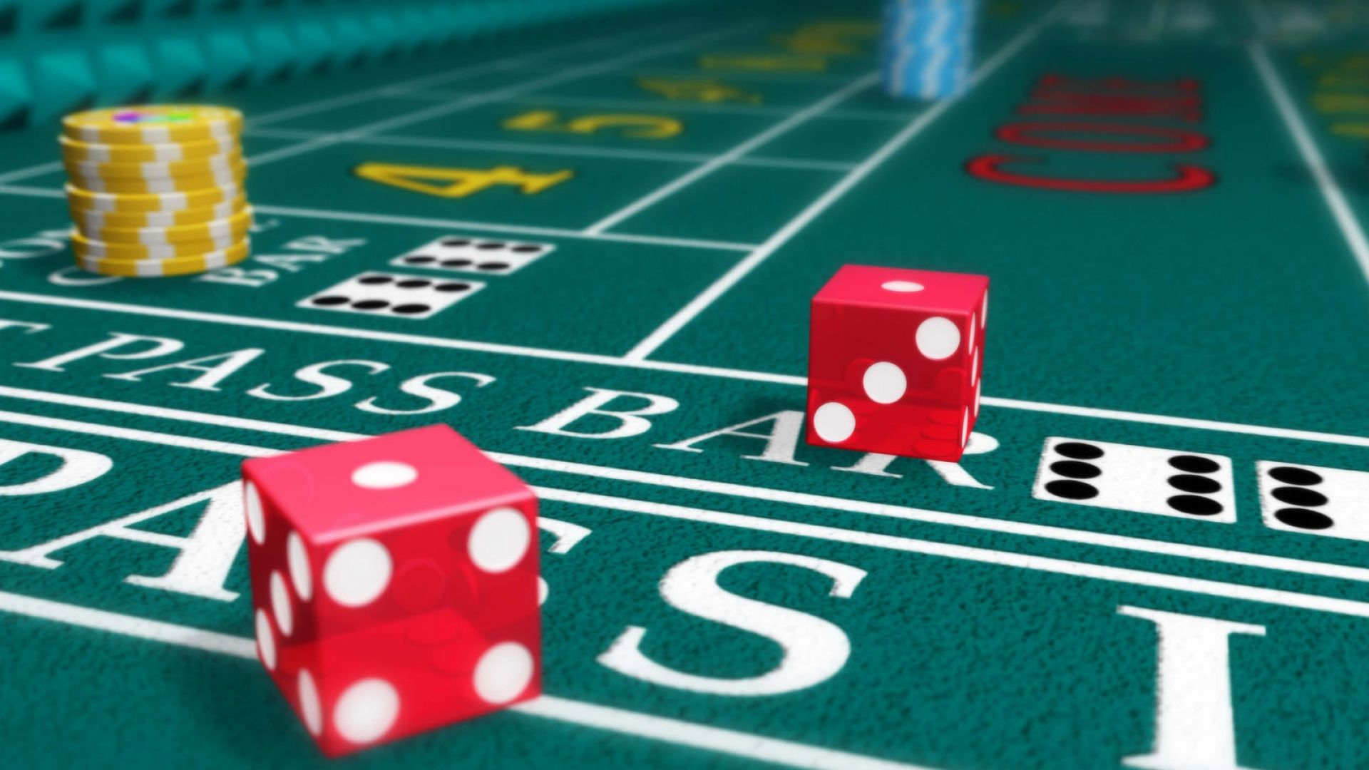 Types of bets in roulette games