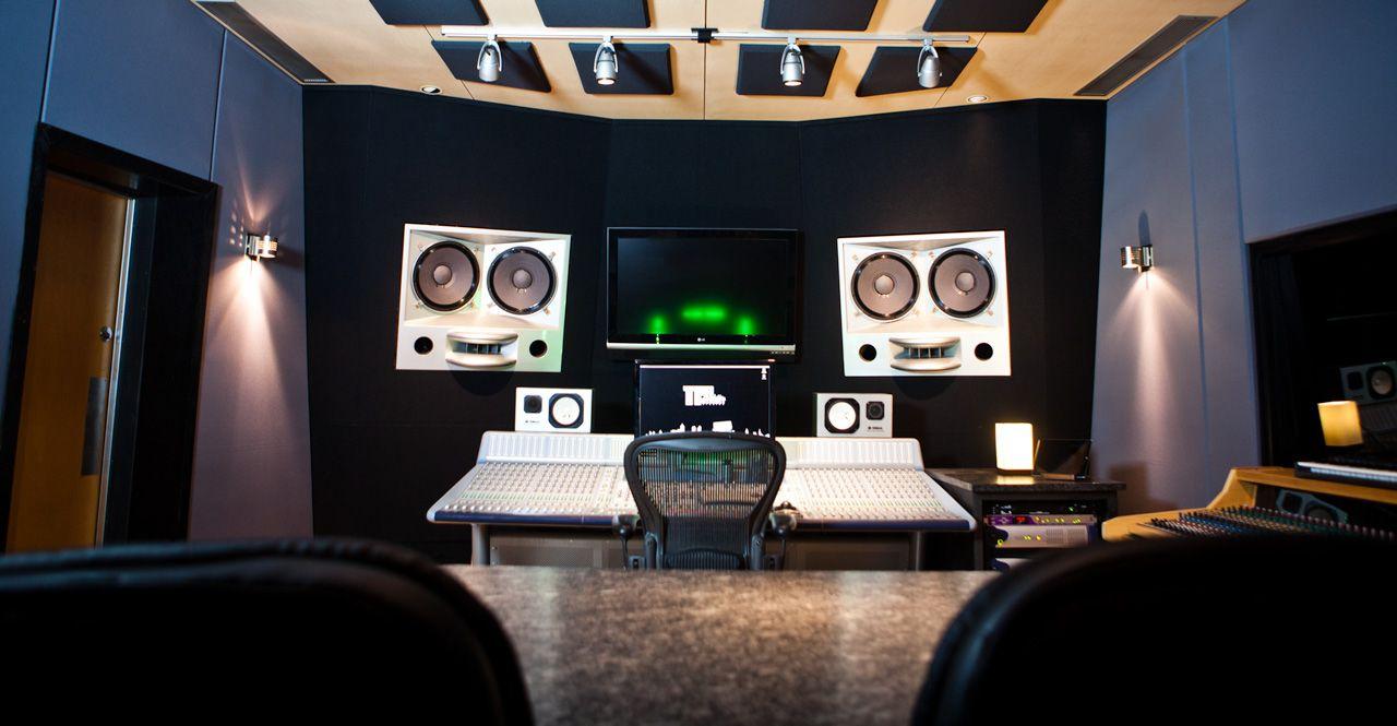 Home Recording Studio Microphone Principles