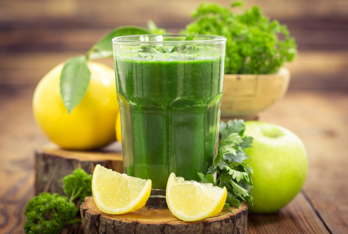The juice cleanse one of the best alternatives to detoxify the body