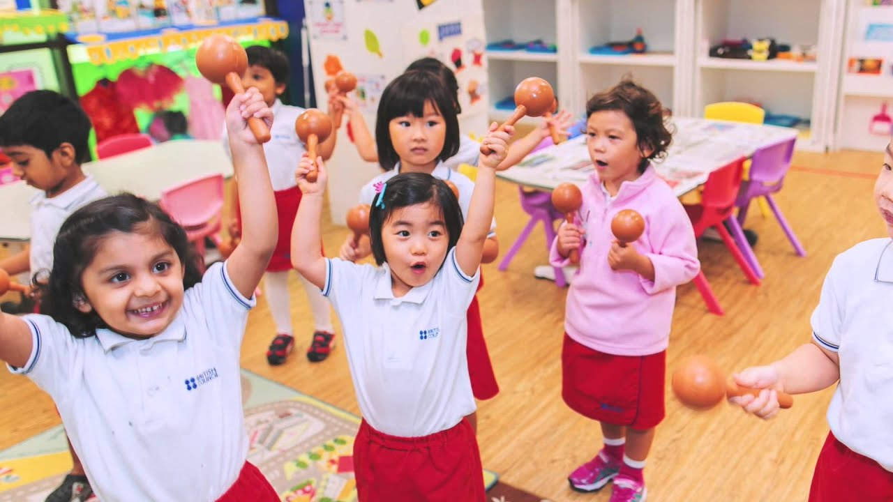 Childcare Facility with Healthy Environment