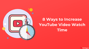 Buy Youtube Watch Hours To Boost Your Channel