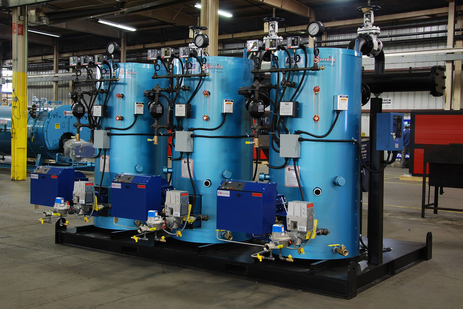Commercial boiler London has given people what they want