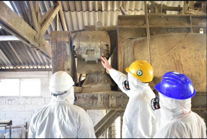 Various Types Of Asbestos survey