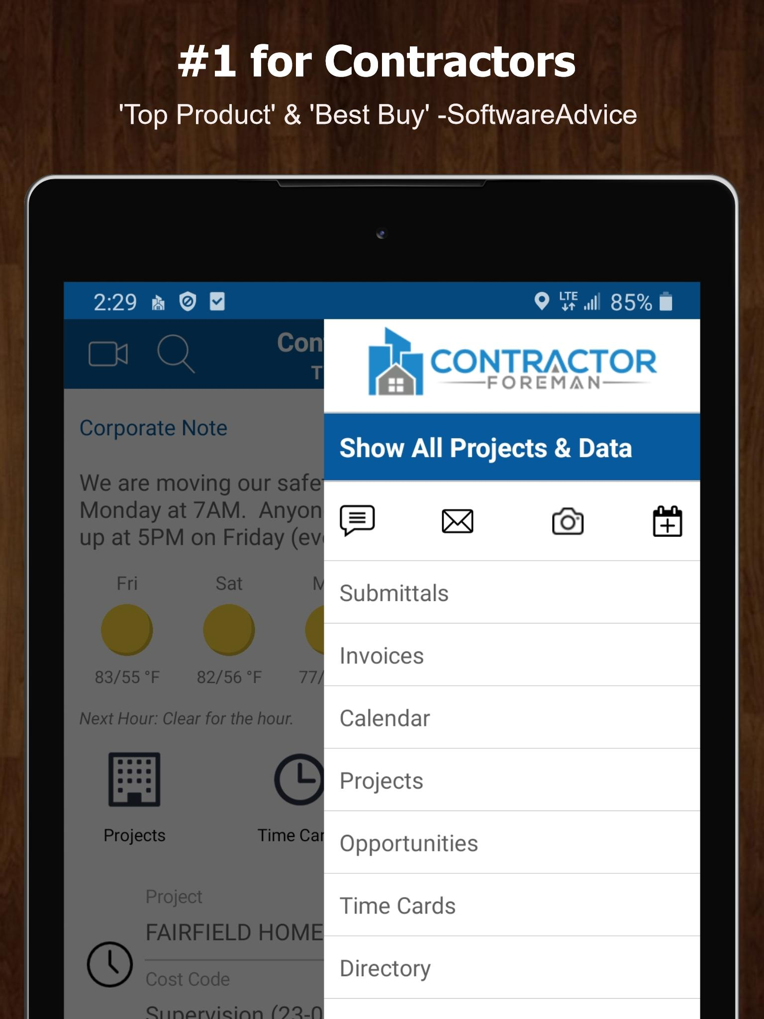 Why the need to choose construction management software?
