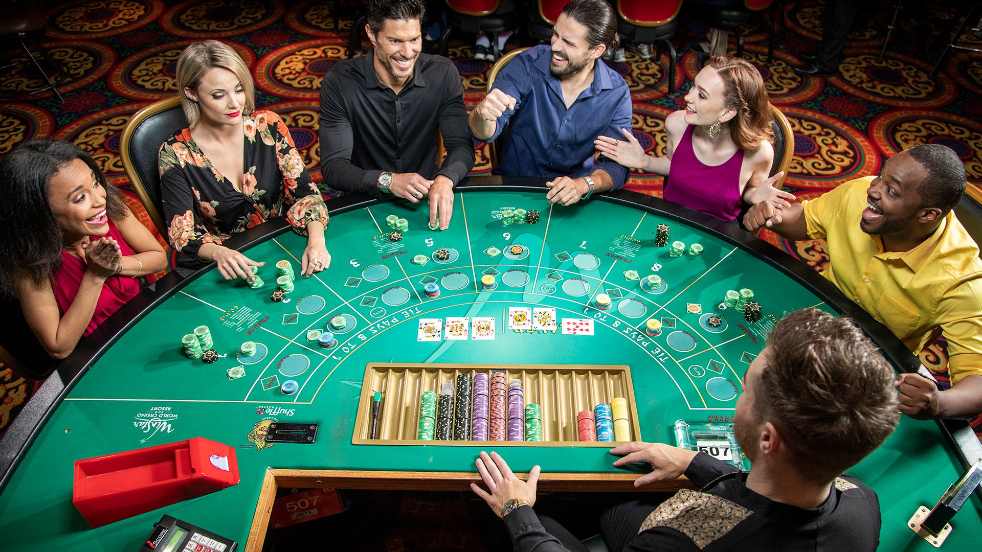 Know the diverse types of online casino games