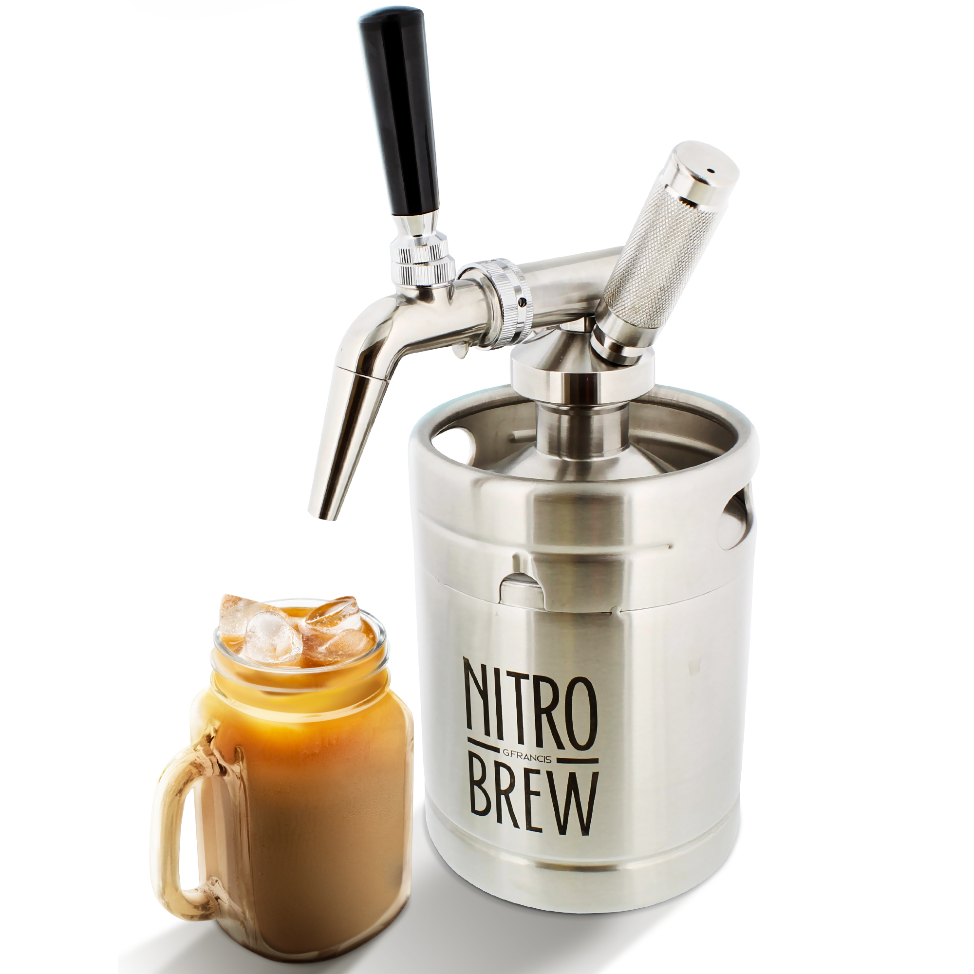 Get Your Favourite Nitro Cold Brew Coffee At Home