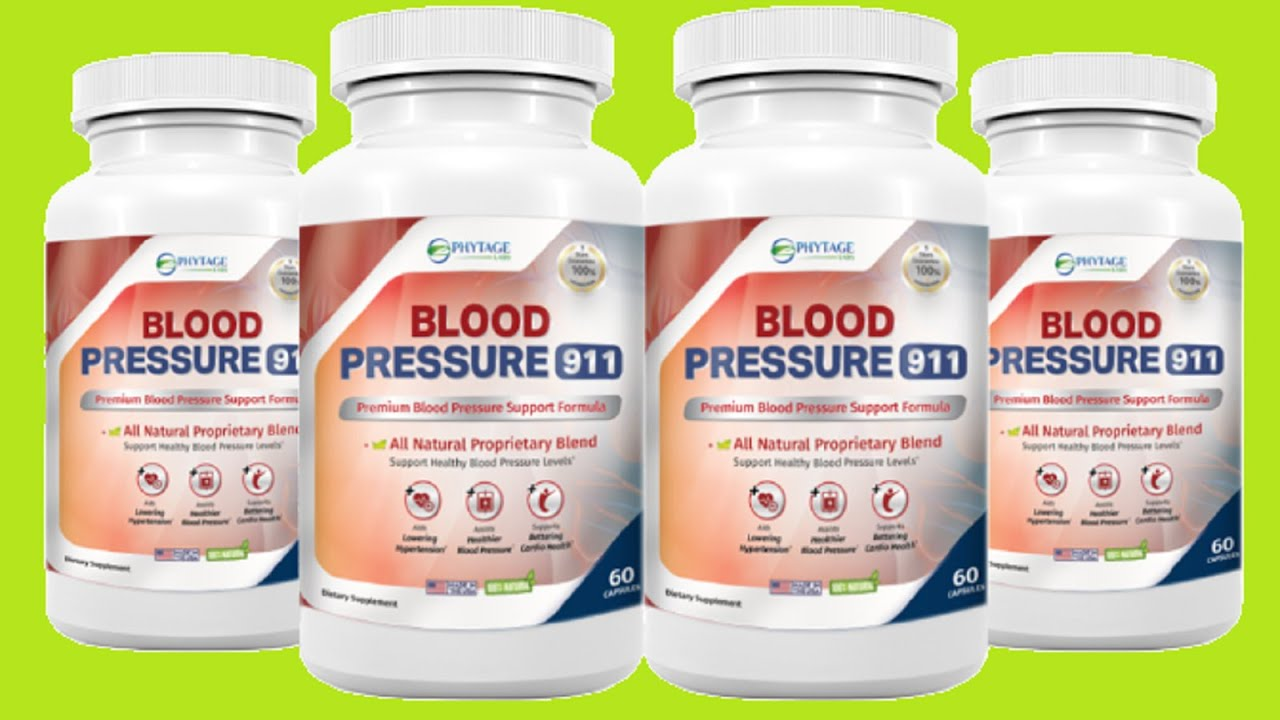 Blood Pressure – What does it Offer?