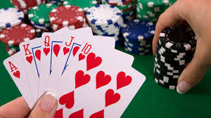Poker online is here to stay