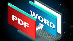 The Uses Of ridding PDF To Word