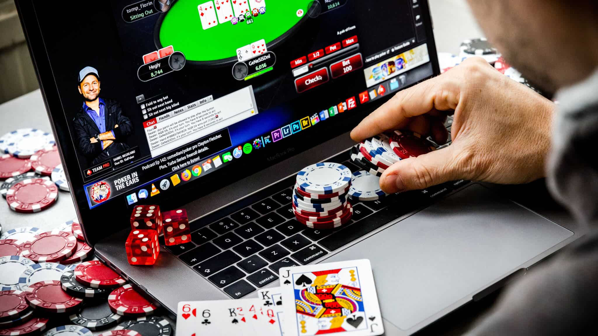 Judi Online: A Game Headline Of Strategy Along With Good fortune