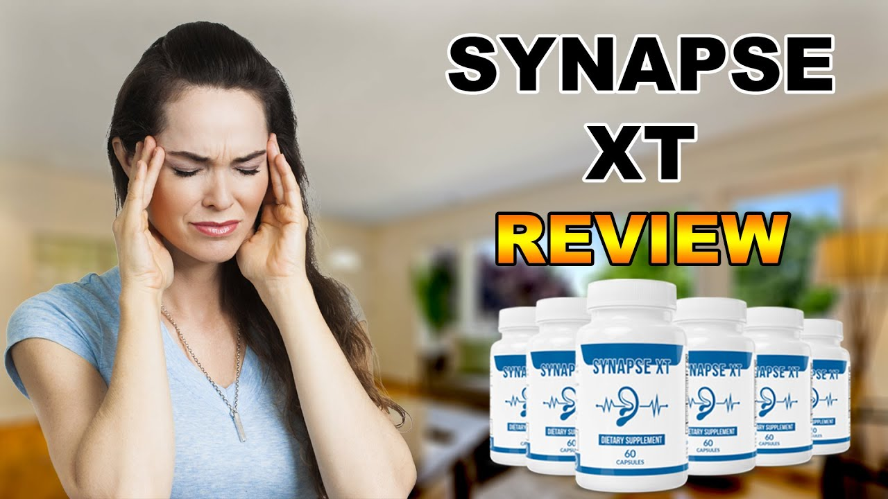 Reduce Buzzing In Ears With Synapse Xt Tinnitus