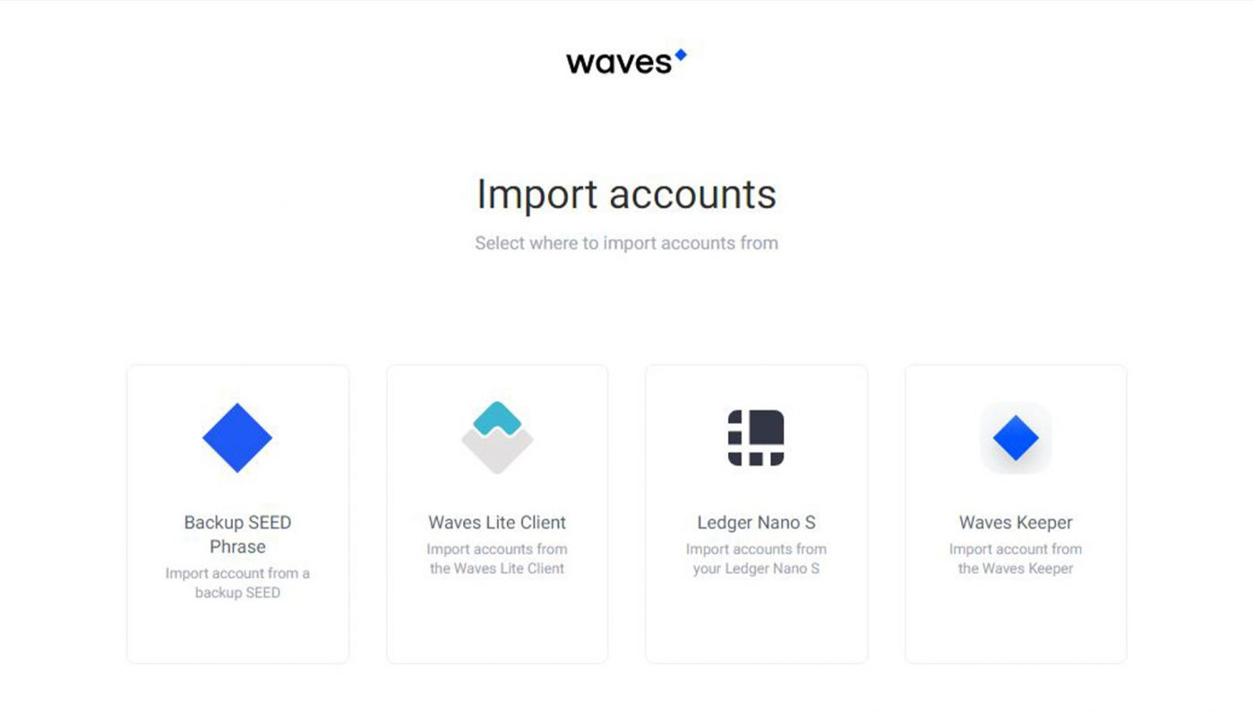 The best way to Purchase Waves coin